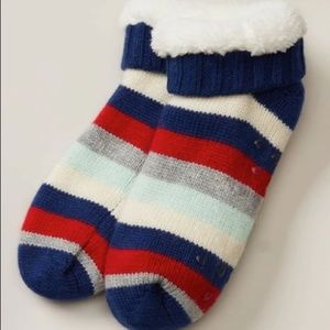 Indigo Kids Striped Reading Socks